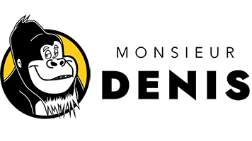 Monsieur Denis - Logo